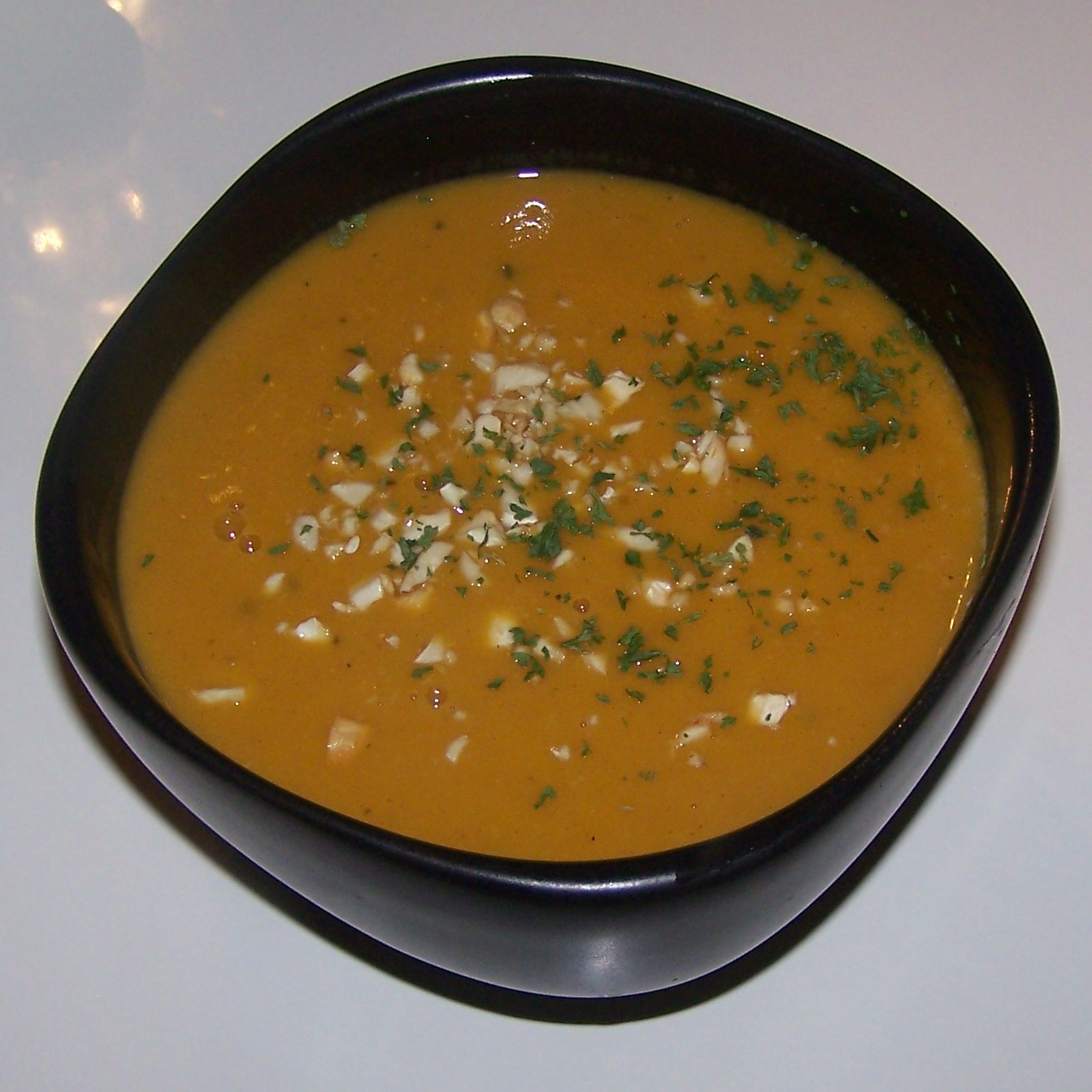 West African Peanut Soup Recipe - Quick Cooking